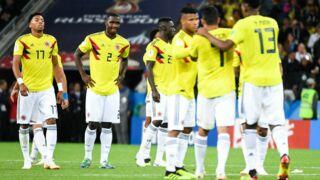 Coupe du monde 2018 : des joueurs colombiens menacés de mort après leur élimination