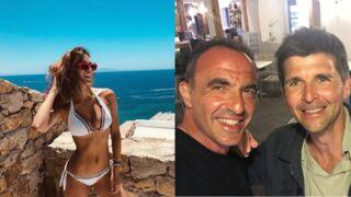 Iris Mittenaere, Kev Adams, Emily Ratajkowski... Les stars prennent la pose en Grèce ! (PHOTOS)