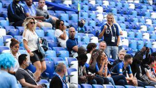 Uruguay-France : Erika Choperena, la maman et la compagne de Paul Pogba, Nagui, Michel Cymes... Ils sont tous là pour supporter les Bleus ! (PHOTOS)