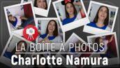 Imitations, chanson honteuse... Charlotte Namura (Téléfoot) se lâche dans la boîte à photos ! (VIDEO)