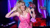 Kylie Minogue sublime dans une mini-robe verte pour Vogue (PHOTO)