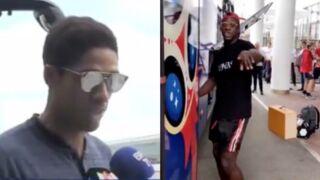 Coupe du monde 2018 : les Bleus quittent la Russie, ils donnent rendez-vous aux Français pour une énorme fête (VIDEO)