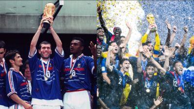 Coupe du monde : TMC va faire revivre les sacres français de 1998 et 2018 en prime-time !