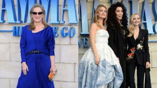 Mamma Mia ! Here We Go Again : Meryl Streep, Cher, Lily James…  Des stars à la pelle à l'avant-première à Londres (PHOTOS)