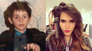 """Camille Combal enfant, Joyce Jonathan chez le coiffeur, Kylian Mbappé en pleine sieste... Les pires photos """"dossier"""" des stars ! (PHOTOS)"""