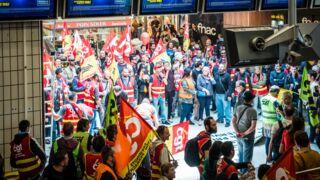 On sait combien la grève des cheminots a coûté à la SNCF... Et c'est énorme !