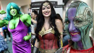 Comic-Con : les costumes les plus fous de l'édition 2018 (PHOTOS)
