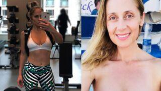Instagram : Jennifer Lopez divine à la salle de sport, Lara Fabian se dévoile sans maquillage... (PHOTOS)