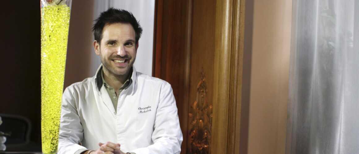 dans la peau d 39 un chef avec christophe michalak revient aujourd 39 hui sur france 2. Black Bedroom Furniture Sets. Home Design Ideas
