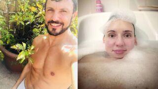 Instagram : Willy Roveli dévoile ses abdos, selfie dans son bain pour la youtubeuse Natoo... (PHOTOS)