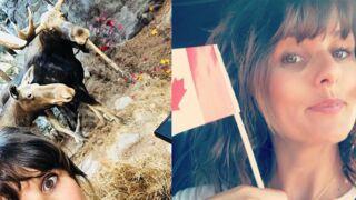 Gastronomie, tourisme, repos en famille... Faustine Bollaert partage des clichés de ses vacances au Canada (PHOTOS)