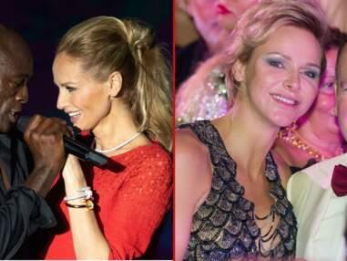 Adriana Karembeu torride et très enceinte, Charlène de Monaco éblouissante… Les photos les plus marquantes du 70e Gala de la Croix-Rouge monégasque