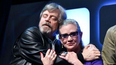 Mark Hamill : son tendre message à Carrie Fisher avant le début du tournage de Star Wars IX (PHOTO)