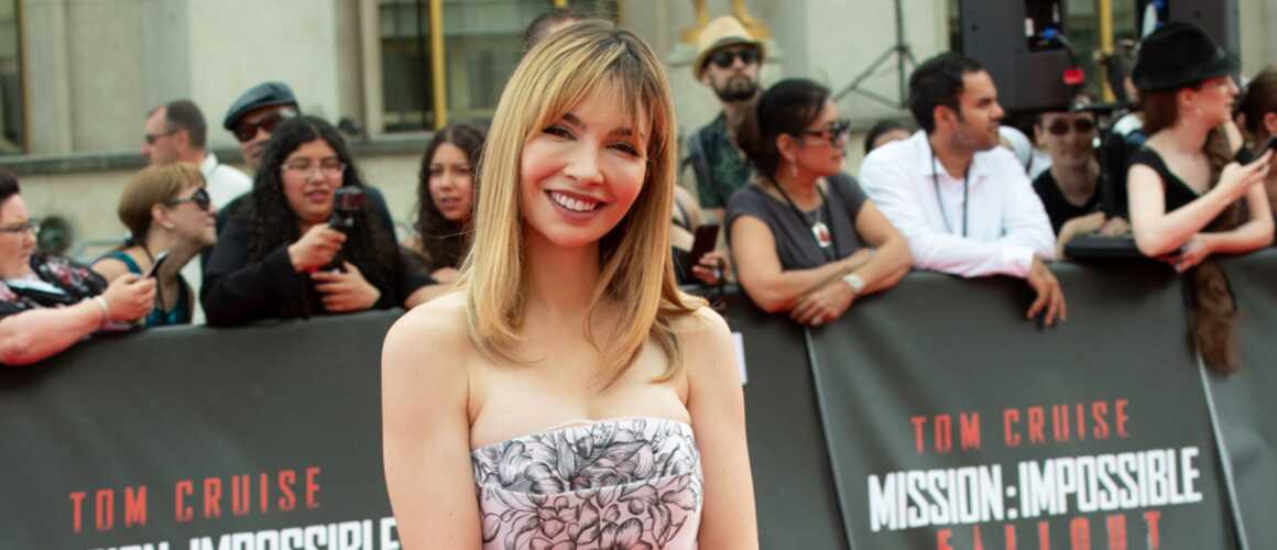 Who is the young French actress casting Mission Impossible