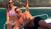 Le câlin de Florian Thauvin et Charlotte Pirroni dans une piscine déclenche une crise de jalousie ! (PHOTO)