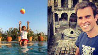 Boulot, vacances et soleil : découvrez le meilleur du compte Instagram de Jean-Baptiste Marteau, le joker de Laurent Delahousse (PHOTOS)