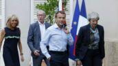 Jacques Chirac nu au Fort de Brégançon : la drôle de confidence d'Emmanuel Macron à Theresa May (VIDEO)