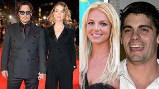 Johnny Depp et Amber Heard, Britney Spears et Jason Alexander... Les plus courts mariages de stars (PHOTOS)