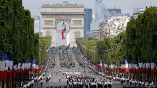 Le point sur les dispositifs de TF1 et France 2 pour le défilé du 14 juillet