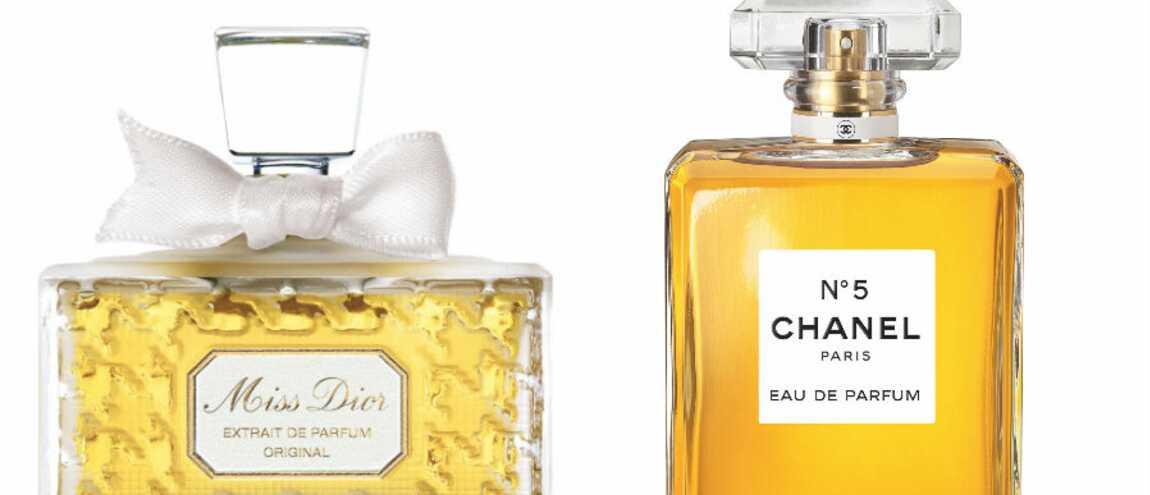 Chanel N5 Shalimar Opium Miss Dior Ck One Redécouvrez Les