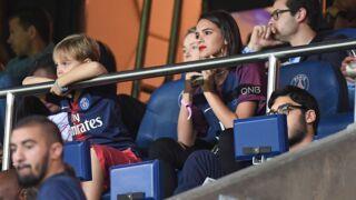 PSG-Caen : Bruna Marquezine, le fils de Neymar, la femme de Buffon, Ahmed Sylla... Le gratin au Parc des Princes (PHOTOS)