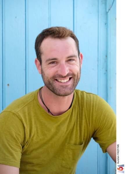 Thomas, 30 ans, ostréiculteur en Nouvelle Aquitaine