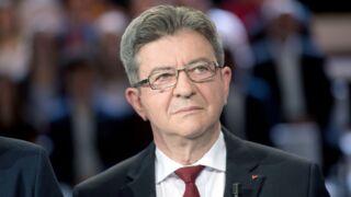 Jean-Luc Mélenchon vole au secours d'Audrey Pulvar