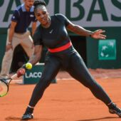 Le président de la FFT n'a pas du tout aimé la tenue de Serena Williams à Roland Garros