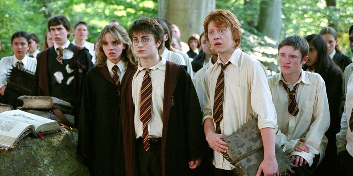 Harry Potter Gryffondor Serpentard Poufsouffle Serdaigle A