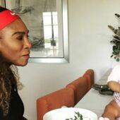 Serena Williams ne fêtera pas les 1 an de sa fille pour une raison surprenante