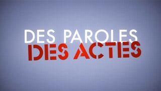 France 2 : Nicolas Sarkozy invité de Des paroles et des actes le jeudi 4 février