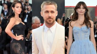 Venise 2018 : Ryan Gosling, Annabelle Belmondo, Georgina Rodriguez... un tapis rouge rempli d'étoiles pour First Man (PHOTOS)
