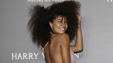 Tina Kunakey : au naturel, elle impressionne Vincent Cassel (PHOTO)