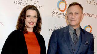Daniel Craig papa : Rachel Weisz a donné naissance à leur petite fille