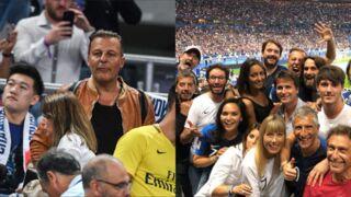 France/Pays-Bas : Brigitte Macron en chemisier argenté, Bruno Solo en feu, Dylan Deschamps en mode groupie... (PHOTOS)