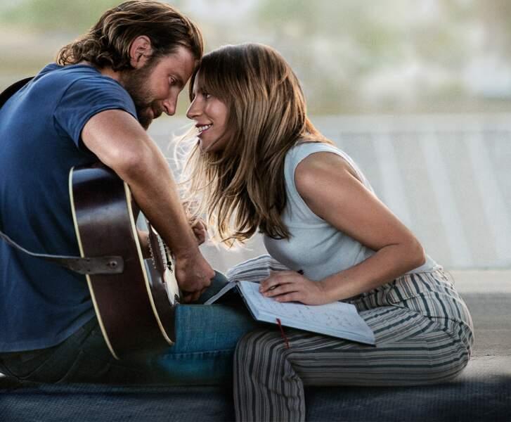 Le couple Bradley Cooper et Lady Gaga alias Jackson et Ally
