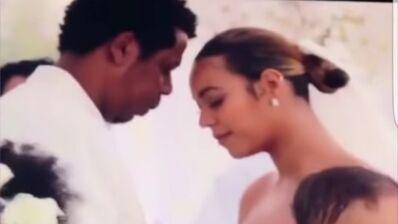 Surprise : Beyoncé et Jay-Z viennent de se remarier en secret ! (PHOTO)