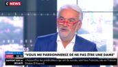 """L'édito au vitriol de Pascal Praud contre la """"beauferie"""" de Richard Ferrand après sa sortie sexiste (VIDEO)"""