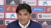 """""""C'est une honte"""" : le sélectionneur croate fustige son équipe après la raclée en Espagne (VIDEO)"""