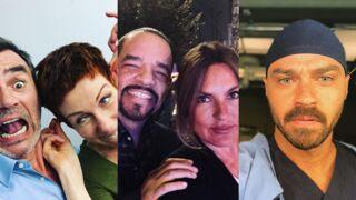 Dans les coulisses de séries : New York Unité Spéciale, Plus belle la vie, Grey's Anatomy... (PHOTOS)
