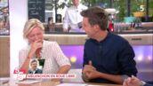 Maxime Switek reprend Anne-Elisabeth Lemoine après une blague graveleuse dans C à vous (VIDEO)