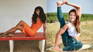 Instagram : Shy'm fait des jeux de jambes, Natasha Saint-Pier prend son pied… (PHOTOS)