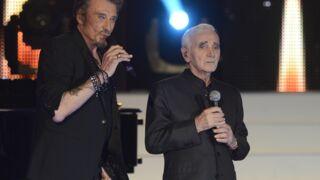 Charles Aznavour : sa façon très personnelle de faire son deuil après la mort de Johnny