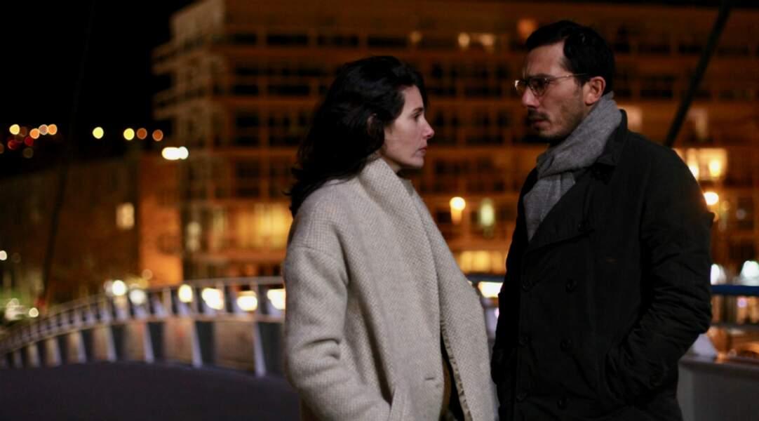 Louise Monot et Samir Boitard se sont rencontrés sur le téléfilm Où es-tu maintenant? sur France 3 en 2014