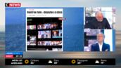 """Qualifié de """"maître clasheur"""" par Libération, Pascal Praud prend à partie Laurent Joffrin dans L'heure des pros (VIDEO)"""