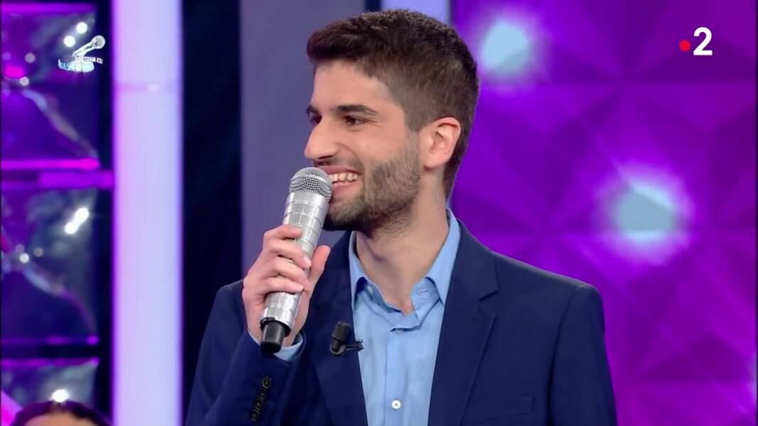 12. Kevin, 410 000 € (hors Masters), N'oubliez pas les paroles !, France 2 (2018)