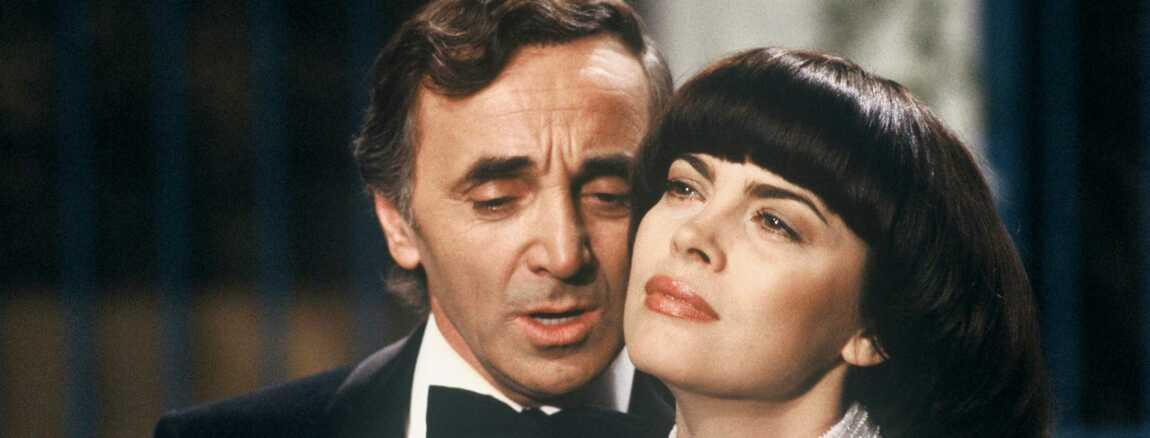 Mort De Charles Aznavour Effondrée Mireille Mathieu Craque à Deux
