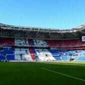 Ligue des Champions : disputé à huis clos, le match Lyon/Chakhtior Donetsk accueillera pourtant 1000 spectateurs !