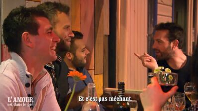 """Exclu. """"Tu es tout le temps extraordinaire ?"""" Thomas et Romain de L'amour est dans le pré se rapprochent (VIDEO)"""