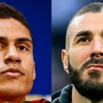 Ça chauffe entre Raphaël Varane et Karim Benzema ! (VIDEO)